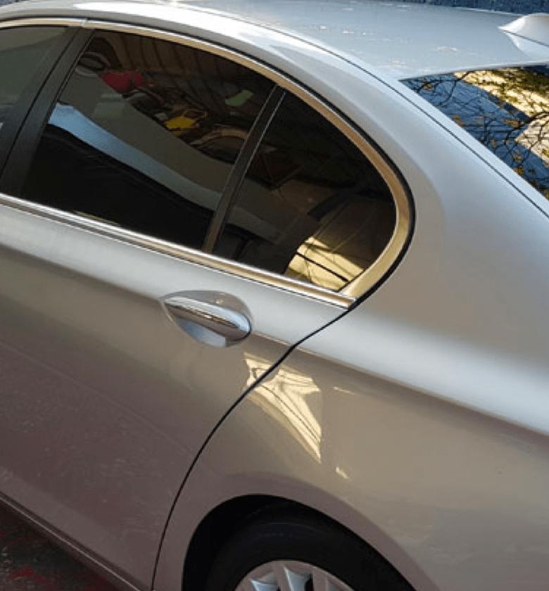הכהיית חלונותה רכב